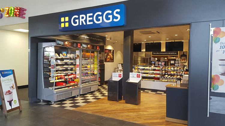 Customer Comments: Great Greggs