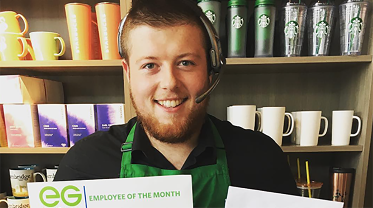July's Employees of the Month