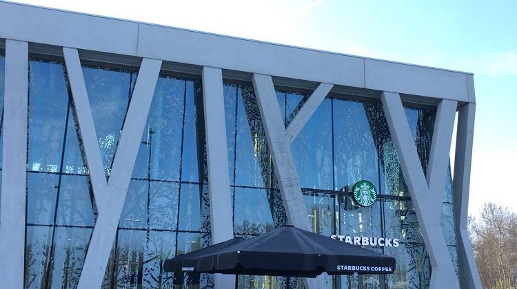 Belgium's 3rd and 4th EG Starbucks Open