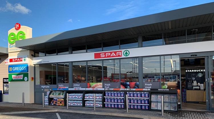 EG Gateway Opens In Wolverhampton