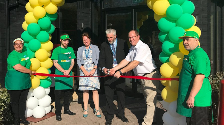 Sutterton Food-to-Go Station is now open